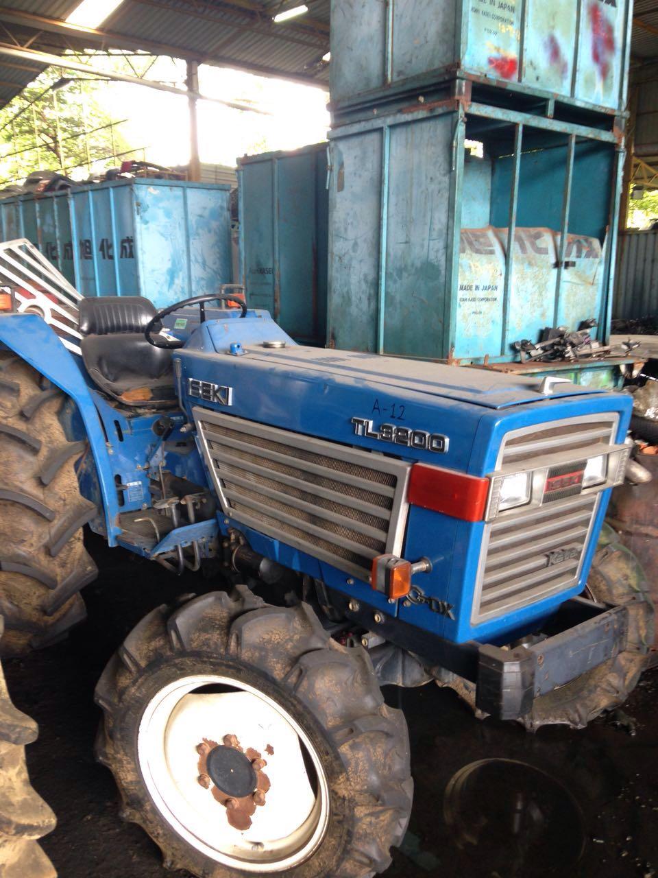 Iseki Tractor – EGKYOSHIN